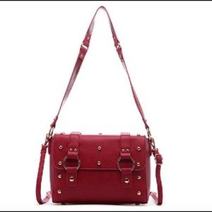 🔥NWOT! Wine Danica Vintage Inspired Crossbody Bag